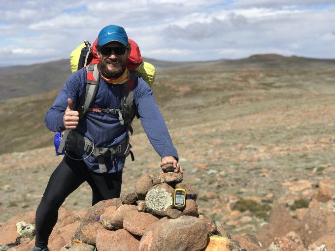 Mafadi Peak Summit Hike